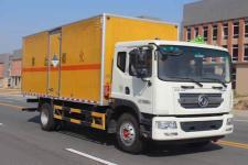 大力国五单桥厢式货车180马力10-15吨(DLQ5181XZWEQ)