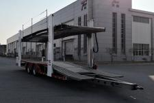 天明12米10.3吨2轴中置轴车辆运输挂车(TM9171TCL)
