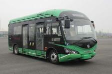 6.8米 10-17座广通纯电动城市客车(CAT6680CRBEVT1)