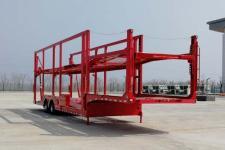 鲁际通13.6米17吨2轴乘用车辆运输半挂车(LSJ9250TCC)
