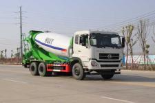 华专一牌EHY5250GJBD型混凝土搅拌运输车