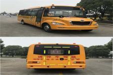 申龙牌SLK6880ZSD51型中小学生专用校车图片2