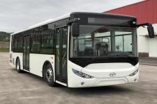 10.5米|22-34座通工纯电动城市客车(TG6103CBEV1)
