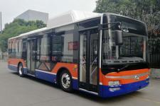 10.5米|19-30座蜀都纯电动低入口城市客车(CDK6106CBBEV)