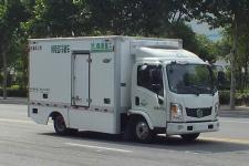 森源4吨纯电动厢式物流车