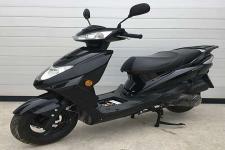 东本牌DB125T-A型两轮摩托车