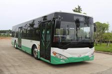 10.6米|22-41座华中纯电动城市客车(WH6110GBEV1)