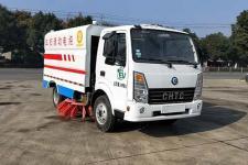 楚风牌HQG5040TQSEV4型纯电动清扫车