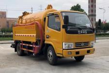 东风多利卡型清洗吸污车13607286060