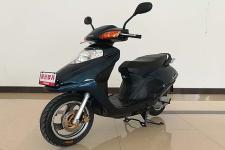 豪进牌HJ100T型两轮摩托车