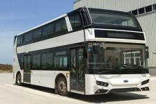 10.2米|11-59座开沃纯电动双层城市客车(NJL6100GSEV1)