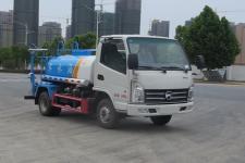 国五凯马5吨洒水车