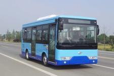6.4米|11-19座峨嵋纯电动城市客车(EM6640BEVG)