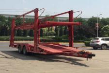 中集12米10吨2轴中置轴车辆运输挂车(ZJV9180TCLXA)