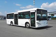 8.5米 17-28座飞驰纯电动城市客车(FSQ6850BEVG2)