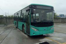 10.5米|21-35座中宜纯电动城市客车(JYK6101GBEV2)
