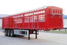 光亚通达12米33.4吨3轴仓栅式运输半挂车(JGY9400CCY)