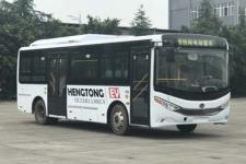 8.1米|15-27座恒通客车纯电动城市客车(CKZ6811HBEV)