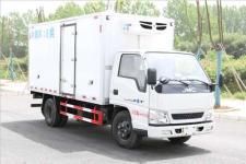 江铃顺达4米2冷藏车厂家直销价格最便宜