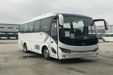 8.2米金龙纯电动客车