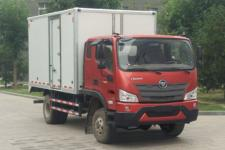 福田牌BJ2043Y7PEA-AG型越野厢式运输车