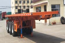 鲁际通10.5米32.7吨3轴平板自卸半挂车(LSJ9403ZZXP)