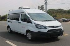 多士星牌JHW5030XJC型檢測車  13607286060