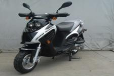 杰士达JSD125T-22A型两轮摩托车