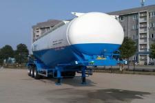 中集8.7米31.1吨3轴中密度粉粒物料运输半挂车(ZJV9400GFLRJB)