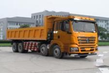 陕汽前四后八自卸车国五299马力(SX3318HR456T)