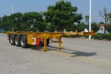 开乐9.7米35吨3轴集装箱运输半挂车(AKL9401TJZA)