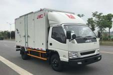 江铃汽车国五单桥厢式运输车116马力5吨以下(JX5048XXYXGC2)