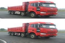 解放牌CA3310P66K24L4T4AE5型平头柴油自卸汽车图片