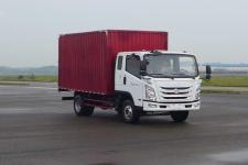 四川现代国五单桥厢式运输车116-143马力5吨以下(CNJ5040XXYZDB33V)