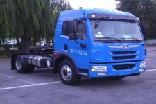 解放单桥平头柴油牵引车182马力(CA4085PK2E5A80)