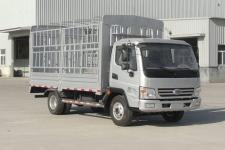 开瑞绿卡国五单桥仓栅式运输车116马力5吨以下(SQR5042CCYH29D)