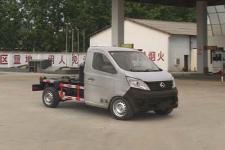 国五长安微卡车厢可卸式垃圾车 13872879577