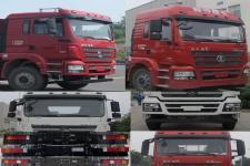 陕汽牌SX1250MA9型载货汽车图片