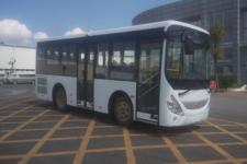 7.6米 16-28座万达城市客车(WD6760HDGB)