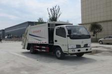 国五东风多利卡压缩式垃圾车  13797889952
