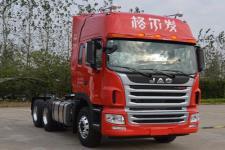 江淮后双桥,后八轮牵引车350马力(HFC4251P1K5E33S3QV)