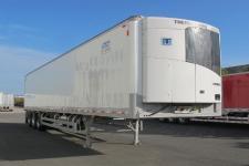 丛林13.4米31.2吨3轴铝合金冷藏半挂车(LCL9401XLC)