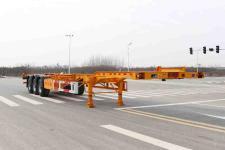 开乐14米35吨3轴集装箱运输半挂车(AKL9400TJZE)