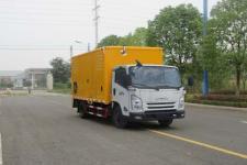 电源车的报价   久鼎风牌JDA5061XDYJX5型电源车   应急电源车   多功能应急电源车