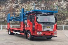一汽柳特國五單橋車輛運輸車264-294馬力5-10噸(LZT5180TCLP3K2E5L8A90)