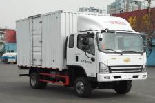 解放越野厢式运输车(CA2045XXYP40K2L1T5E5A84)