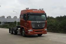 集瑞联合后双桥,后八轮牵引车400马力(QCC4252D654K-3)