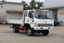 解放牌CA2045P40K50LT5E5A84型平头柴油越野载货汽车