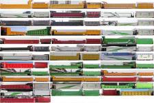 红岩牌CQ3256HMVG424L型自卸汽车图片