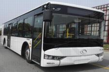 12米|20-50座华龙纯电动城市客车(SKC6120EVGH)